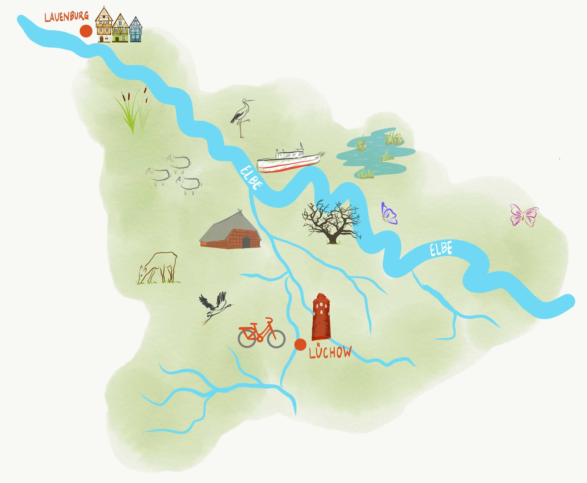 Wendland map
