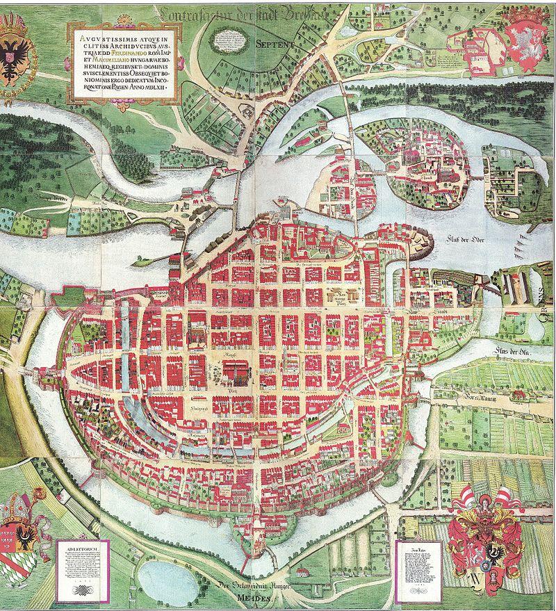 Wrocław  1562
