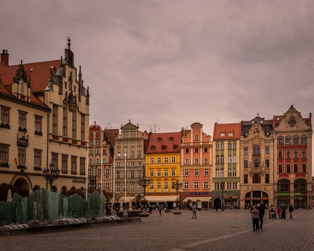 Wrocław Market Square